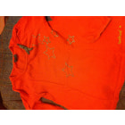 Top, Tee-shirt NAF NAF Orange