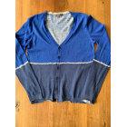 Gilet, cardigan BONPOINT Bleu, bleu marine, bleu turquoise