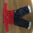 Ensemble & Combinaison pantalon TIMBERLAND Rouge, bordeaux