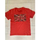 Tee-shirt MONOPRIX Rouge, bordeaux