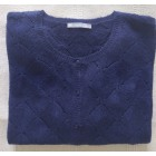 Gilet, cardigan BLANCHEPORTE Bleu, bleu marine, bleu turquoise