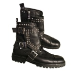 Bottines & low boots plates ZADIG & VOLTAIRE Noir