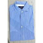 Shirt MASSIMO DUTTI Blue, navy, turquoise