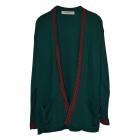 Vest, Cardigan YVES SAINT LAURENT Green