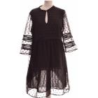 Robe courte DDP Noir