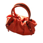 Leather Handbag SONIA RYKIEL Orange