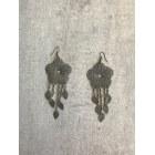 Boucles d'oreille H&M Doré, bronze, cuivre