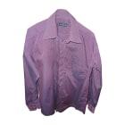 Shirt BALENCIAGA Red, burgundy