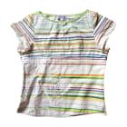 Top, Tee-shirt KENZO Vert
