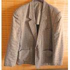 Jacket DE FURSAC Gray, charcoal