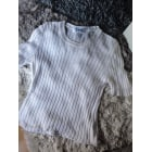 Sweater YVES SAINT LAURENT White, off-white, ecru
