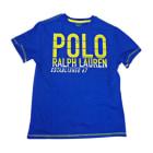 T-shirt RALPH LAUREN Blue, navy, turquoise