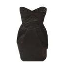 Robe bustier H&M Noir