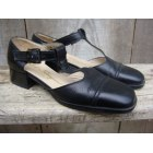 Sandales plates  SALVATORE FERRAGAMO Noir