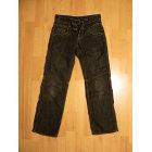 Jeans droit DDP Gris, anthracite