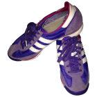 Sneakers ADIDAS Purple, mauve, lavender