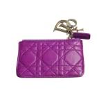 Handtaschen DIOR Violett, malvenfarben, lavendelfarben