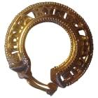 Earrings SONIA RYKIEL Golden, bronze, copper
