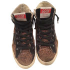 Sneakers GOLDEN GOOSE Brown