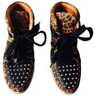 Sneakers SANDRO Tigré