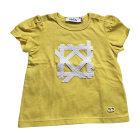 Top, tee shirt BABY DIOR Jaune