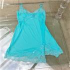 Caraco VICTORIA'S SECRET Bleu, bleu marine, bleu turquoise