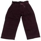 Pantalone BABY DIOR Prune