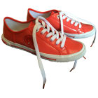 Sneakers ARMANI JEANS Red, burgundy