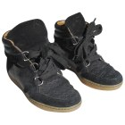Sneakers SANDRO Black