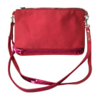 Non-Leather Shoulder Bag VANESSA BRUNO Saumon