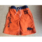 Swimming Bermuda Shorts RALPH LAUREN Orange