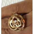 Ring MESSIKA Gold, Bronze, Kupfer