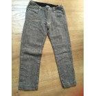 Pants ELIANE ET LENA Gray, charcoal