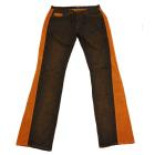 Jeans évasé, boot-cut JUST CAVALLI Bleu, bleu marine, bleu turquoise