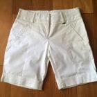 Shorts LIU JO Weiß, elfenbeinfarben