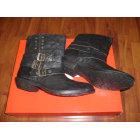 High Heel Boots KICKERS Black