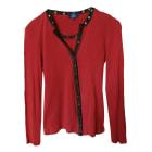 Top, tee-shirt PABLO DE GERARD DAREL Rouge, bordeaux