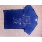 Tee-shirt REPLAY Bleu, bleu marine, bleu turquoise