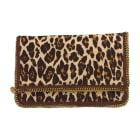 Non-Leather Clutch STELLA MCCARTNEY Multicolor