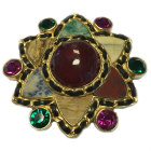 Brooch CHANEL Multicolor
