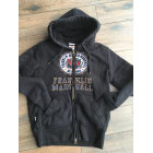Zipped Jacket FRANKLIN & MARSHALL Black