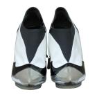 Bottines & low boots à talons BALENCIAGA Blanc, blanc cassé, écru