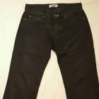Straight Leg Jeans ACNE Black