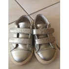 Velcro Shoes GUESS Silver