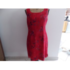 Tailleur robe ALAIN MANOUKIAN Rouge, bordeaux
