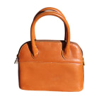 Lederhandtasche FURLA Orange