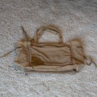 Non-Leather Handbag ZADIG & VOLTAIRE Beige, camel