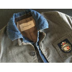 Veste BURBERRY Gris, anthracite