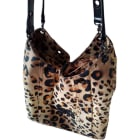 Non-Leather Oversize Bag SONIA RYKIEL Animal prints