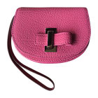 Clutch DELVAUX Pink, fuchsia, light pink